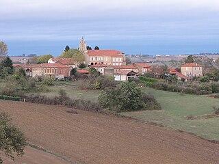 Castagnac Commune in Occitanie, France