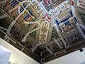 Castello estense di ferrara, int., saletta dei giochi, affreschi di bastianino e ludovico settevecchi (post 1570) 09.JPG