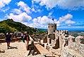 Castelo dos Mouros - Sintra 31 (37040432755).jpg