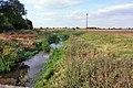 Catchwater Drain - northwards - geograph.org.uk - 1516526.jpg