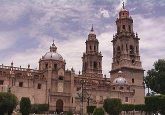 La Delgadina - Morelia, Michoacán is mentioned in the corrido.