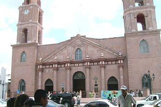 Matamoros, Tamaulipas - Image: Catedral Nuestra Señora del Refugio