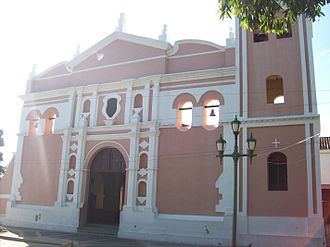 Barinas, Barinas - Image: Catedral de Barinas, Venezuela