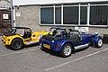 Caterham Roadsport building - 159 - My 7 (the blue one) at Caterham Cars Dartford - Flickr - exfordy.jpg