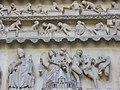 Cathédrale ND de Reims - portail du Jugement Dernier (16).JPG