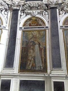 Gerard of Toul bishop of Toul