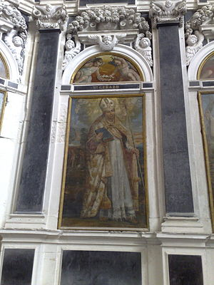 Gerard of Toul - Saint Gerard in Cathedral of Toul