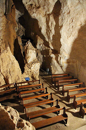 Capricorn Caves - Cathedral Cave (Capricorn Caves)