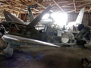 Päijänne Tavastia Aviation Museum - Image: Caudron Renault C.R. 714