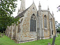Caythorpe St Vincent - Church from the north-west.jpg