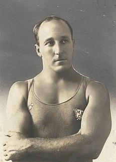 Cecil Healy Australian swimmer