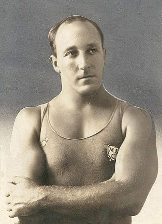 Cecil Healy - Image: Cecil Healy, Olympic swimming gold, silver and bronze medallist