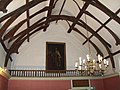 Ceiling of the Great Hall, the Old Deanery, Exeter - geograph.org.uk - 1166930.jpg