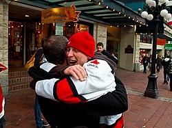 definition of hug