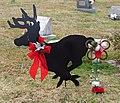 Cemetery Reindeer - Flora Cemetery, Madison County, MS.jpg