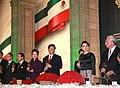 Cena de Estado que en honor del Excmo. Sr. Xi Jinping, Presidente de la República Popular China, y de su esposa, Sra. Peng Liyuan (8959184913).jpg