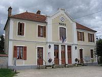 Châtillon-la-Borde mairie.jpg