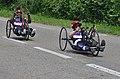 Championnat de France de cyclisme handisport - 20140614 - Course en ligne handbike 7.jpg