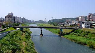Xizhi District District in Northern Taiwan, Republic of China