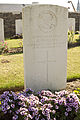 Chapelle-d'Armentieres New Military Cem. 7.JPG