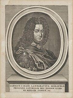 Landgrave of Hesse-Kassel