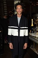 Charlie Casely-Hayford at The 20th Anniversary Party for 'How to Spend It' at Corinthia Hotel, London, UK - 25 November 2014.jpg
