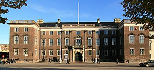 Charlottenborg Palace - Charlottenborg