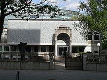 Risultati immagini per fasanenstrasse synagogue