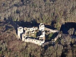 Tonquédec - Chateau