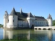 Chateau du Plessis-Bourre Vue SE no 02 2004-05-23.JPEG