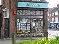 Cheam London Borough of Sutton - Dragonfly gift shop.JPG