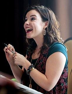 Cherami Leigh American voice actress