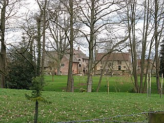 Chesworth House grade II listed house in Horsham District, United kingdom