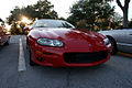 Chevrolet Camaro 2001 Convertible RFront Sunset SCSN 18Jan2014 (14399730258).jpg