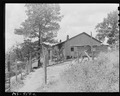Chicken coop and home of Carlos Wilson, miner, who lives in company housing project. Consolidated Coal Company... - NARA - 540630.tif