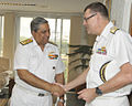 Chief of Royal Australian Navy visiting the Eastern Naval Command in 2013.jpg