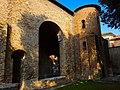 Chiesa di San Salvatore ad Chalchis cosiddetto Palazzo di Teodorico ombre.jpg