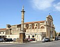 Chiesa di Sant'Antonio, Piazza S. Antonio, Sant'Apollinare, Sassari, Sardinia, Italy - panoramio.jpg