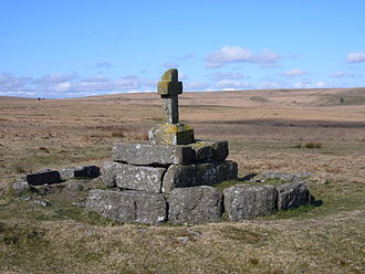 Childe's Tomb - Childe's Tomb today