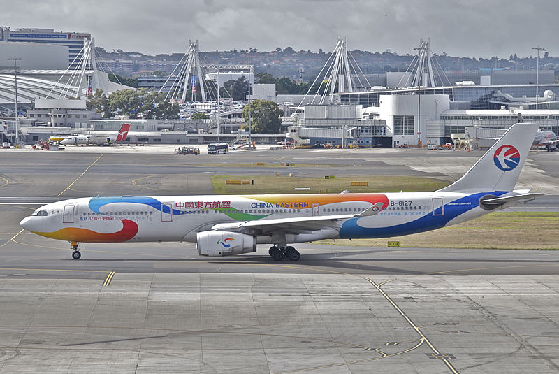 File:China Eastern Airlines Airbus A330-300; B-6127@SYD;31.07.2012 666ex (7863594596).jpg