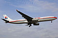 China Eastern Airlines Airbus A330-343X B-6127 (8804016937).jpg