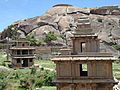 Chitradurga Fort Temples.JPG
