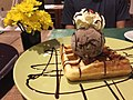 Chocolate ice cream and waffle.jpg