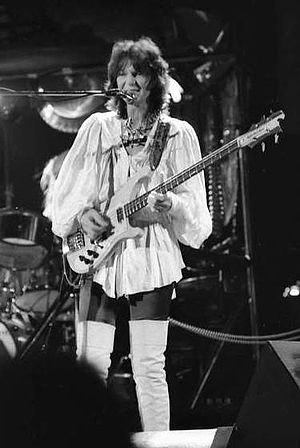 Chris Squire - Squire in 1974
