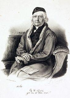 Christian Heinrich Rinck German composer and organist