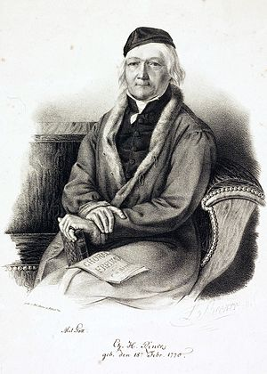 Christian Heinrich Rinck - Christian Heinrich Rinck