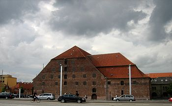 Christian IV's Brewhouse at Christians Brygge ...