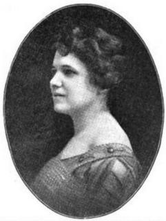 Christine Bradley South American suffragist (1878-1957)