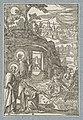 Christus verschijnt aan Maria Magdalena, RP-P-2015-17-19-6.jpg