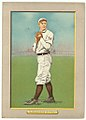 Christy Mathewson, New York Giants, baseball card portrait LCCN2007685630.jpg